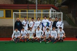 equipo hockey juvenil